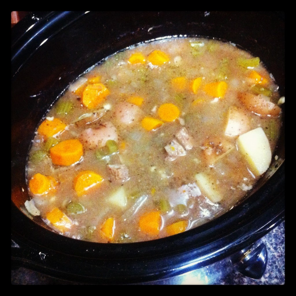 Beef Stew Slow Cooker Recipe
