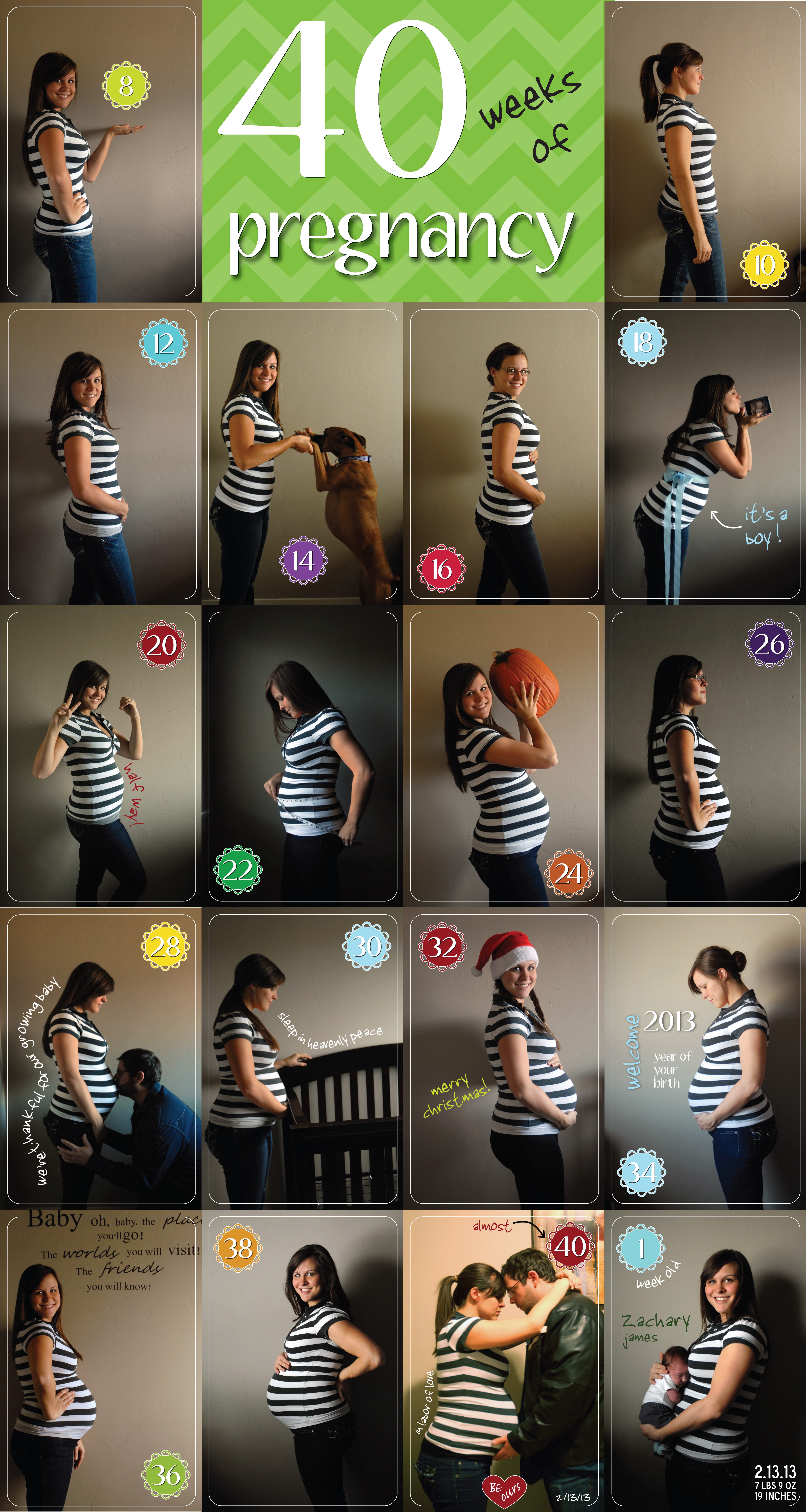 baby bump photos