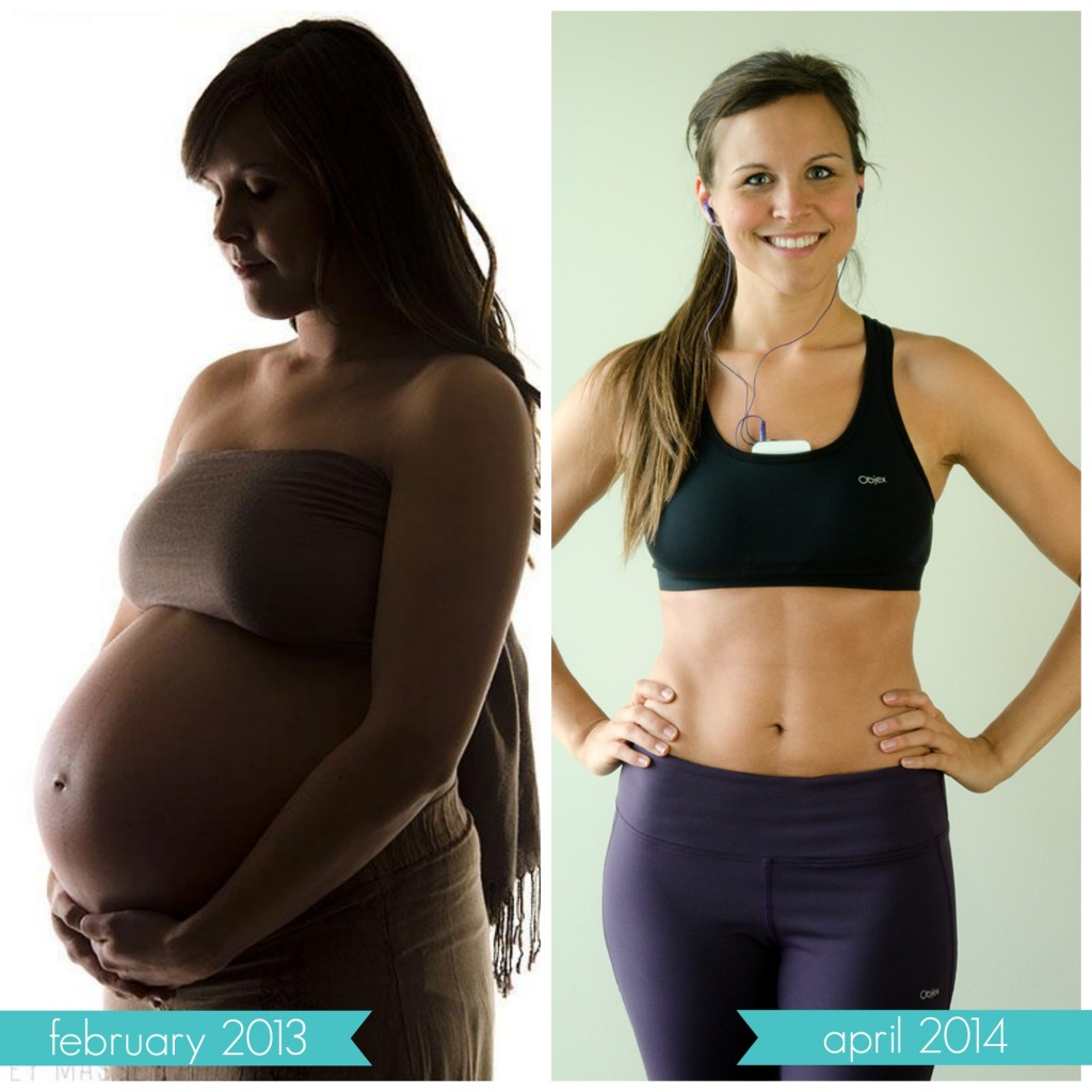 pregnancy and post pregnancy weight loss