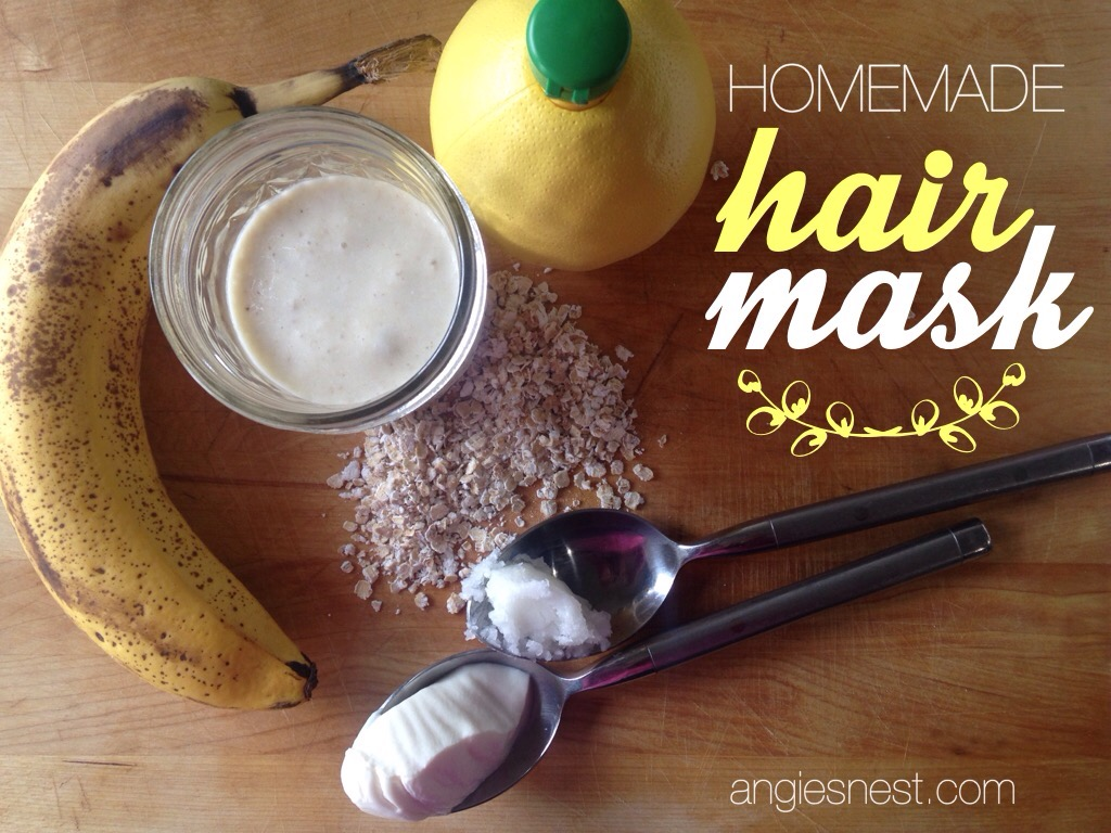 moisturizing homemade hair mask f